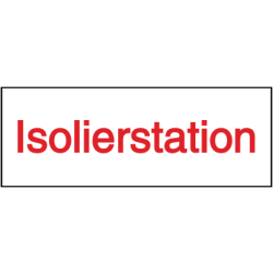 Vorlage: Isolierstation