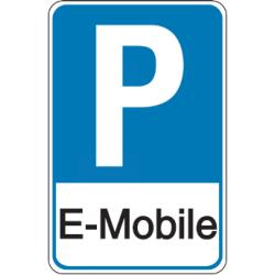Vorlage: Parkplatz - E-Mobile