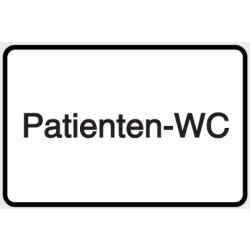 Vorlage: Patienten WC