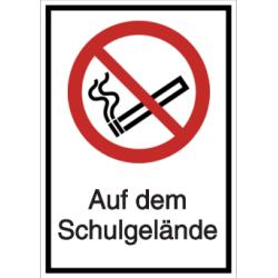 Vorlage: Rauchverbot - Auf dem Schulgelände