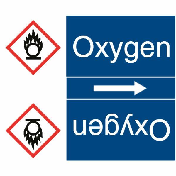Vorlage: Gruppe 0 - Oxygen - Sauerstoff