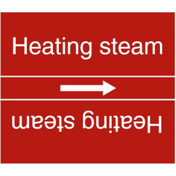 Vorlage: Gruppe 2 - Heating steam - Heizdampf