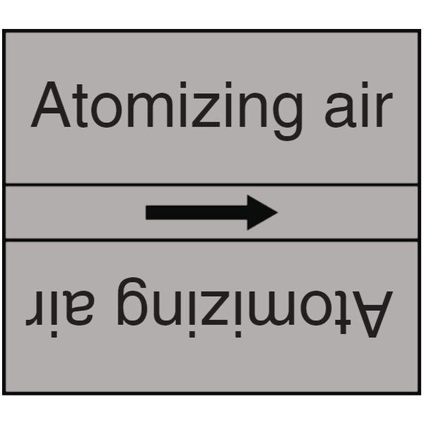 Vorlage: Gruppe 3 - Atomizing air - Zerstäuberluft