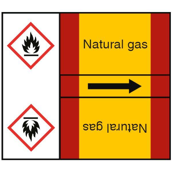 Vorlage: Gruppe 4 - Natural gas - Erdgas