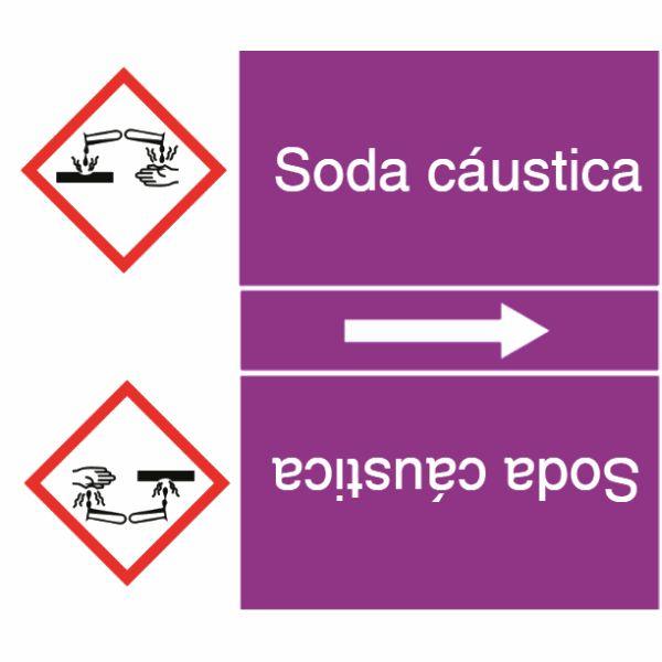 Vorlage: Gruppe 7 - Soda cáustica - Natronlauge
