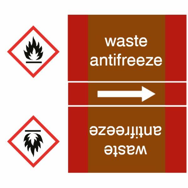 Vorlage: Gruppe 8 - Waste antifreeze  - Abfall Frostschutzmittel