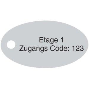 Vorlage: Etage 1 - Zugangs Code: 123
