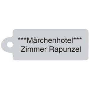 Vorlage: Märchenhotel *** Zimmer Rapunzel