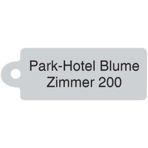 Vorlage: Park-Hotel Blume - Zimmer 200