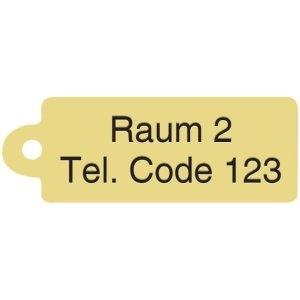 Vorlage: Raum 2 - Tel. Code 123