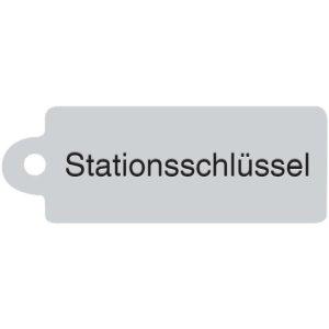 Vorlage: Stationsschlüssel