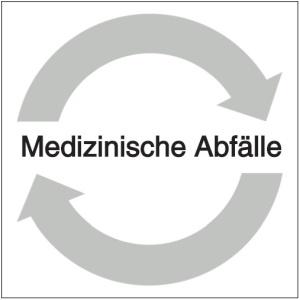 Vorlage: Medizinische Abfälle