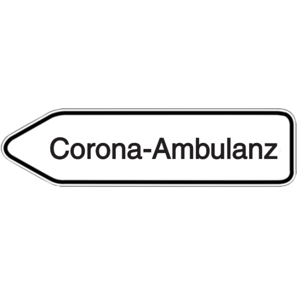 Vorlage: Corona-Ambulanz