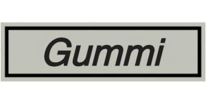 Vorlage: Gummi