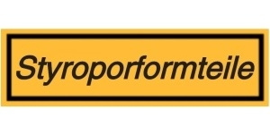 Vorlage: Styroporformteile