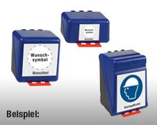 Individuelle Aufbewahrungsboxen Schutzausrüstung