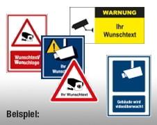 Videoüberwachung online gestalten