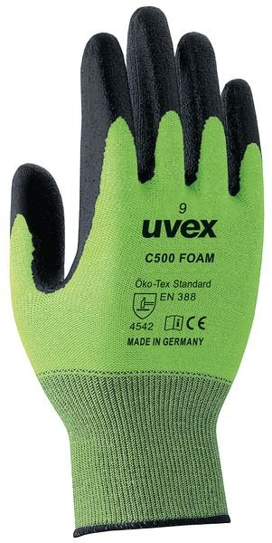 Guantes anticorte Uvex C500 foam