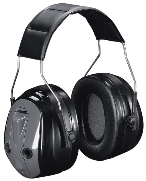 Cascos auditivos 3M™ Peltor™ Push-to-Listen® - 31 dB