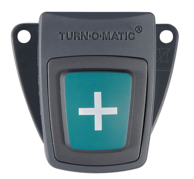 Pulsador con cable Turn-O-Matic™
