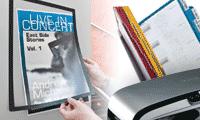 Affichage et protection de documents en entrepôt