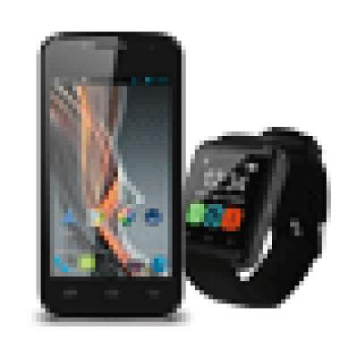 Smartphone + montre connectée Polaroid