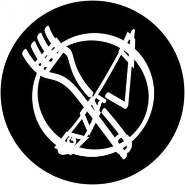 """Plaques signalétiques design """"Restauration"""""""