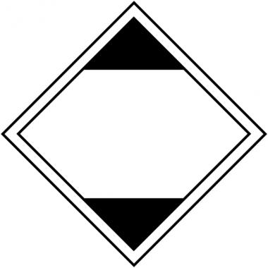 """Etiquettes de signalisation de transport international """"Quantité limitée, LQ11"""""""