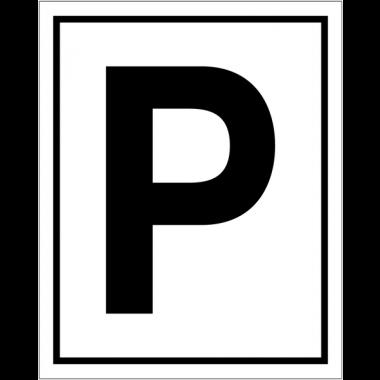 """Pictogrammes d'information standards """"Places de parking"""""""
