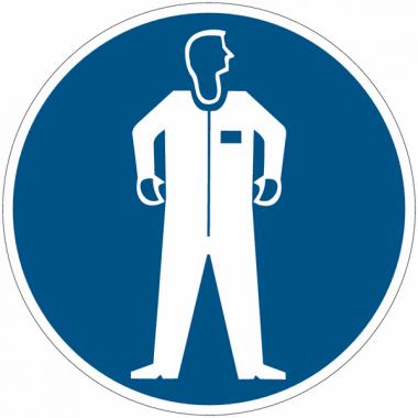 Etiquettes de signalisation pour machines - Vêtements de protection