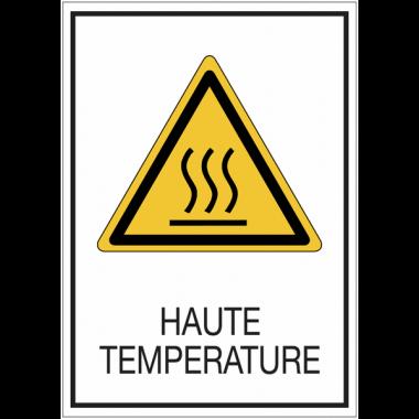 Panneaux rigides adhésifs - Haute température