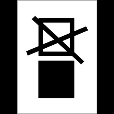 Etiquettes d'expédition ISO 780 - Chevauchement interdit