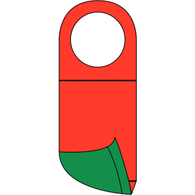 Pochettes d'inspection recto/verso
