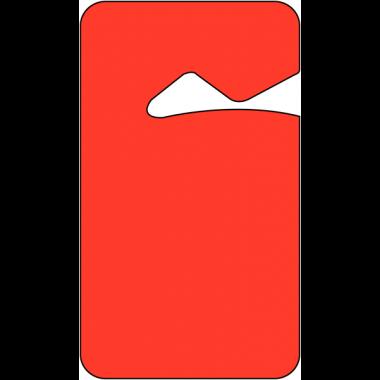 Badges à suspendre colorés