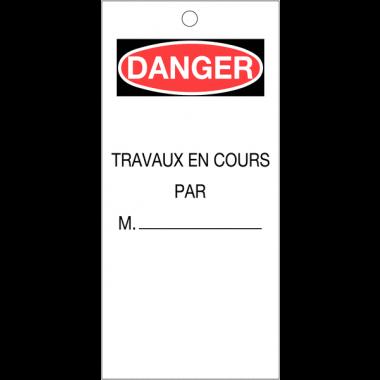 Plaquettes américaines d'inspection de danger