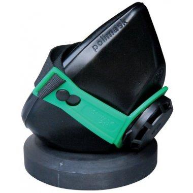 Demi-masque de protection respiratoire monofiltre classique