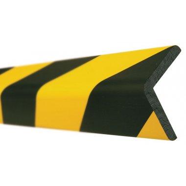 Cornière de protection d'angle en mousse pour coin de 50 mm Optichoc
