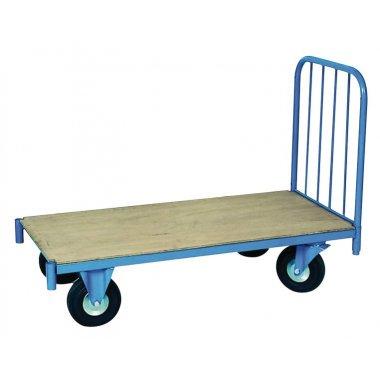 Chariots de manutention à plateau simple