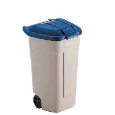 conteneurs poubelle pour tri s lectif seton fr. Black Bedroom Furniture Sets. Home Design Ideas