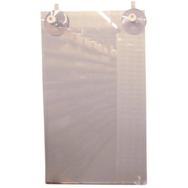 Porte-affiches à ventouses pour documents A4 et A3