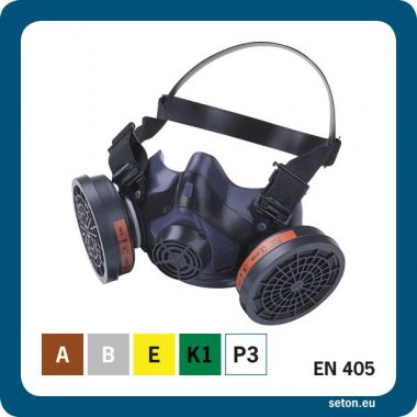 Pictogrammes port d'EPI Specipic Protection respiratoire