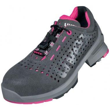 Chaussures de sécurité Uvex femme avec bonne aération, classe S1