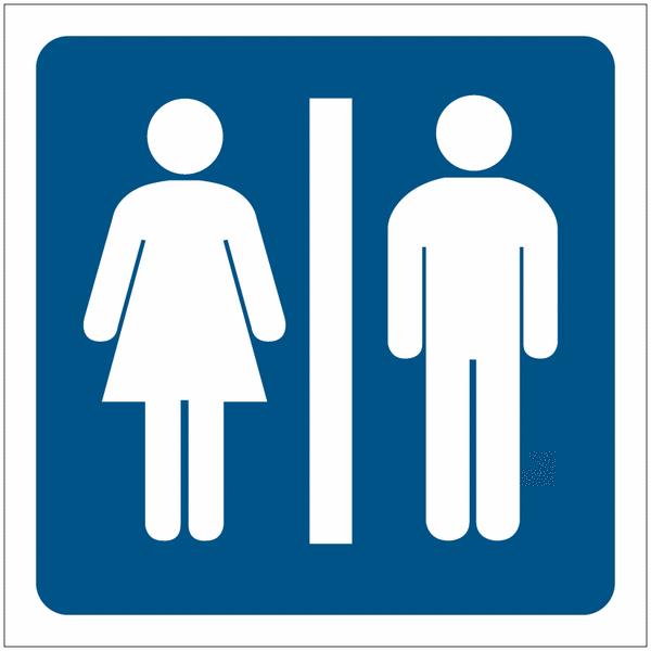 pictogrammes de signalisation toilettes homme et femme seton fr. Black Bedroom Furniture Sets. Home Design Ideas