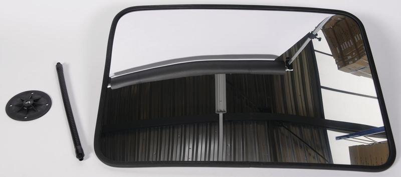 Miroir de s curite int rieur en acrylique seton fr for Miroir en acrylique