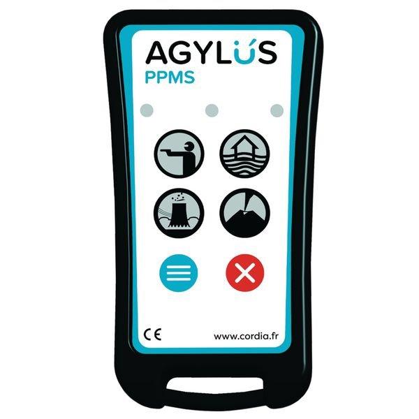 Télécommande pour alarme PPMS AGYLUS