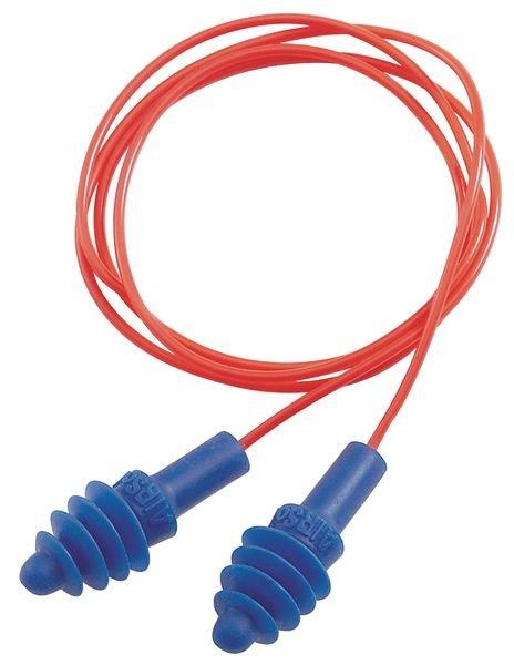 Bouchons d'oreilles Howard Leight™ Airsoft® réutilisables - 30 dB