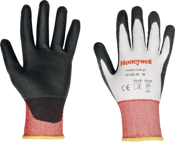 Gants anti-coupure Honeywell Perfect Cutting® en gris