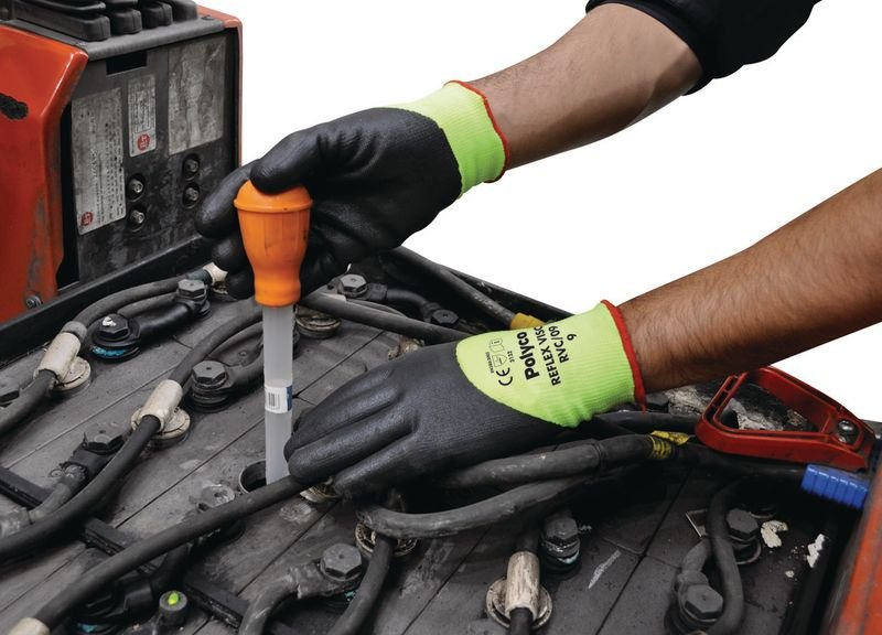 Gants anti-froid Polyco® Reflex Visco Grip