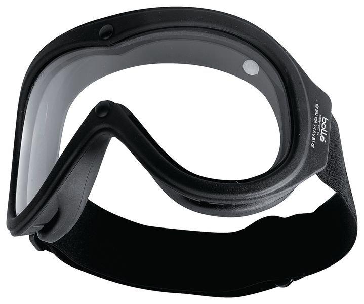 Lunettes-masque de sécurité Bollé Chronosoft Pompier   Seton FR 1d46f6d585fe