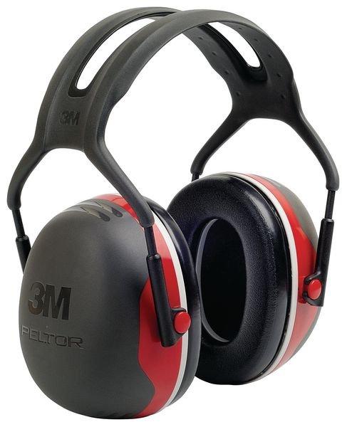 Casque et coquilles auditif 3M™ Peltor™ X3 - 32 dB